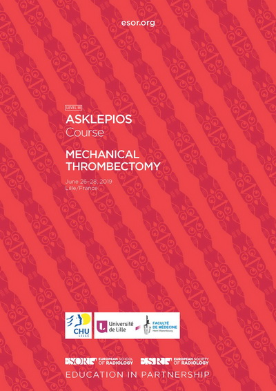 ESOR 2019 ASKLEPIOS Lille Mechanical Thrombectomy web final